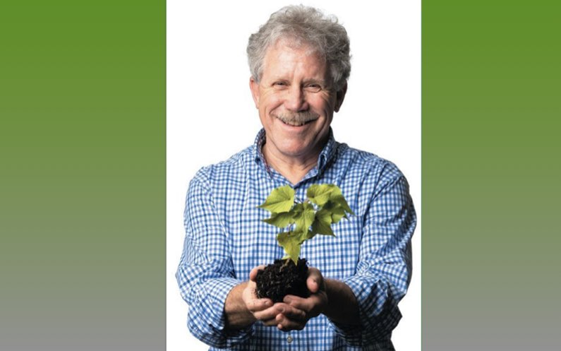 """The Green New Deal (with a Touch of Gray)"" with Mick Smyer, PhD, Founder of The Graying Green Project"
